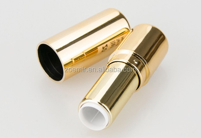 Hot sale gold Empty Lipstick Tube lipstick container wholesale