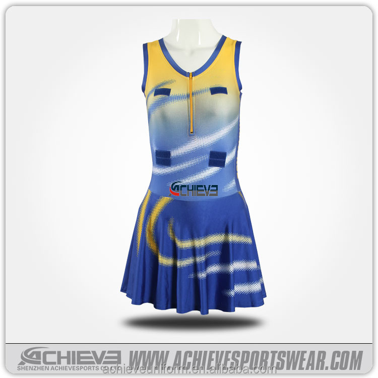 customized cheerleading crop tops,netball dresses table tennis jersey