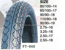 sosoon motorcycle tyres 2.75-16 for sales
