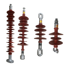 Creep resistance 33kv pot disc insulator