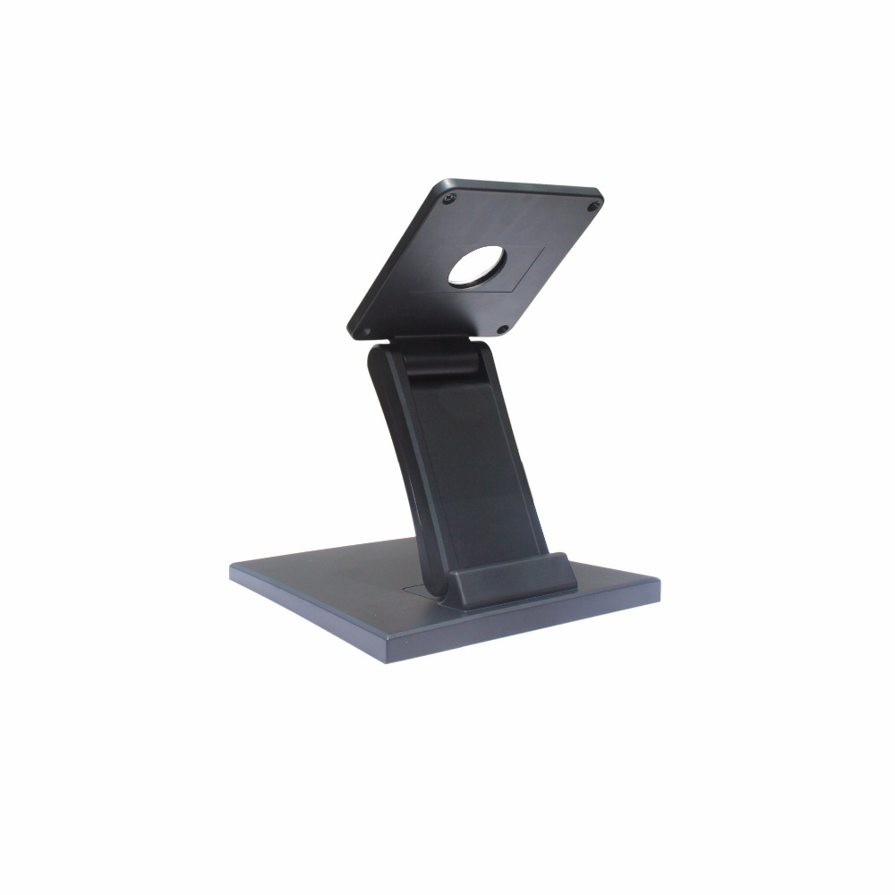 Top quality Metal TV Bracket ABS Plastic dual monitor stand