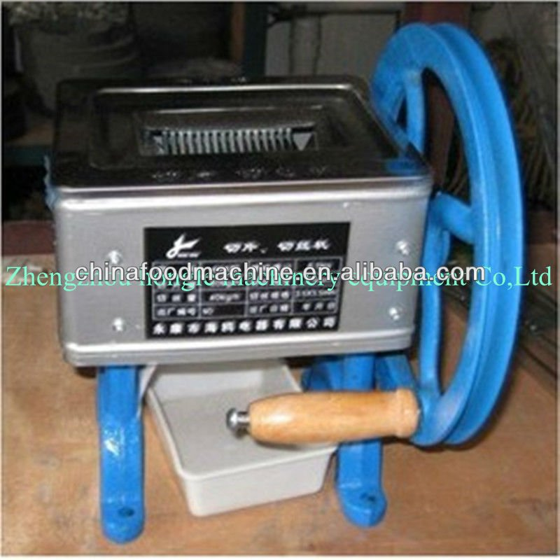 HIGH QUALITY MANUAL MEAT SLICER