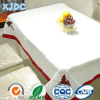 Hand embroidery designs tablecloths