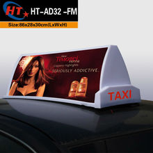Volkswagen taxi signal dome light advertising box