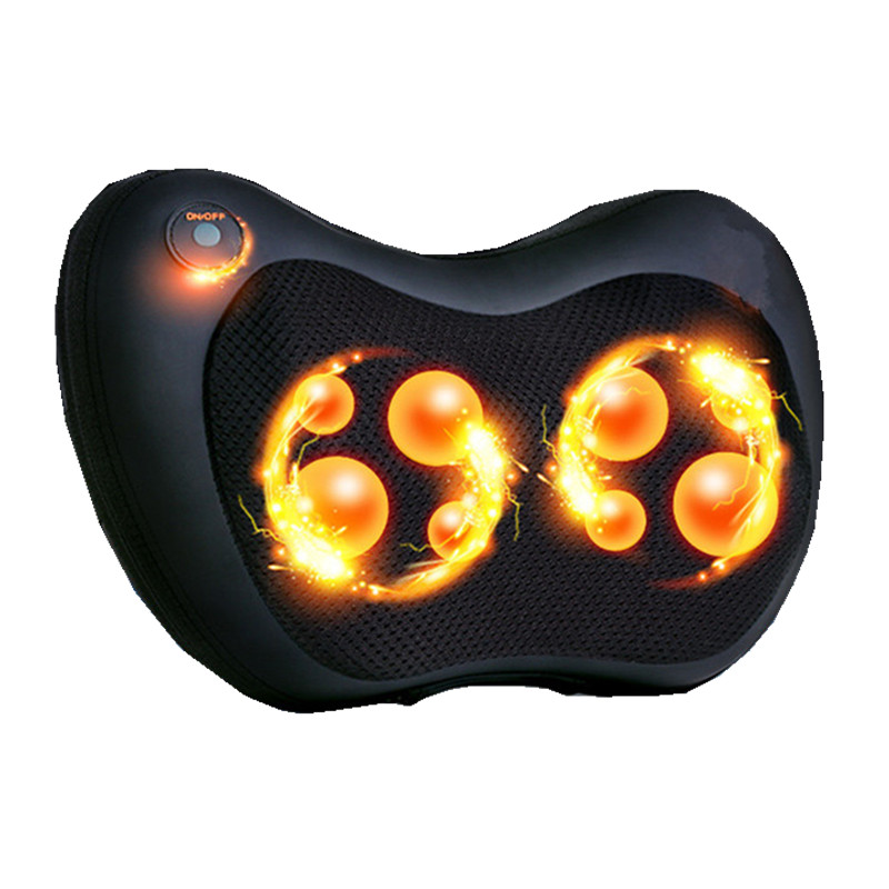 Electro fitness neck massager