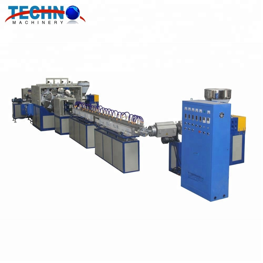PVC Fiber Reinforced Hose Production <strong>Line</strong>/PVC Garden Soft Pipe Making Machine/PVC Braided Pipe Extrusion <strong>Line</strong>