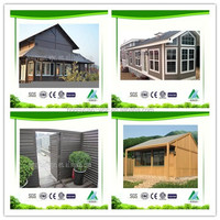 wpc wood plastic composite prefab homes tiny houses allibaba com