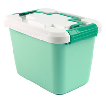 medical devices,pp medicine chest,plastic first aid box with handle