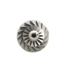 Brand New Technology Gas Turbine CNC Machining For Impeller