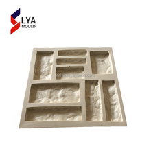 Mould Making Rtv Silicone Rubber For Concrete Casting