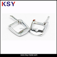 Custom metal shoe buckle parts for man