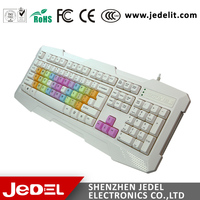 Factory-Made Colorful Hot Sale Crazy Price mechanical keyboard