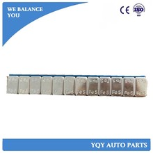 Made in China Fe Adhesive wheel weights for alibaba express