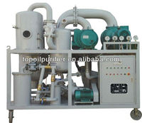 Transformer Oil Treatment/Insulating Oil Degasifier/Dielectric Oil Dehydrator