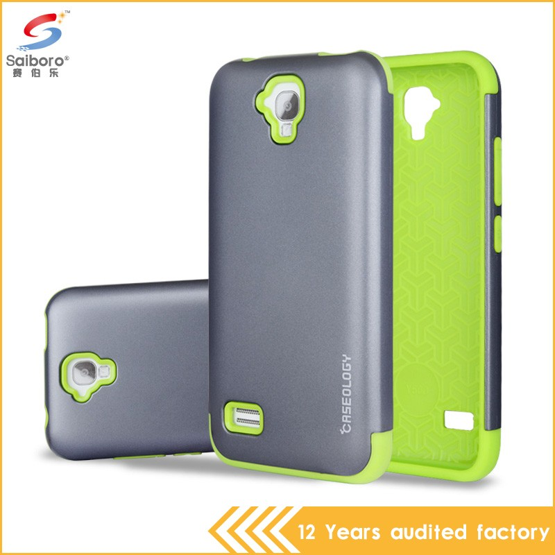 High quality design wholesale two in one phone case for ascend g700 huawei
