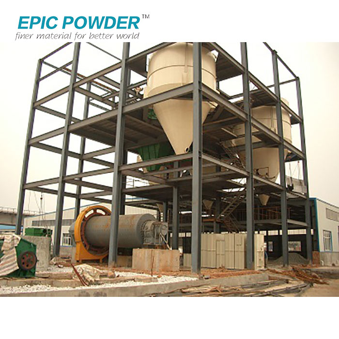 Fine Grinding Mill Vertical Ball Mill