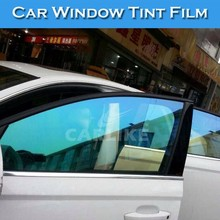 SINO Chameleon Glass Color Change Uvioresistant Window Tinting For Cars