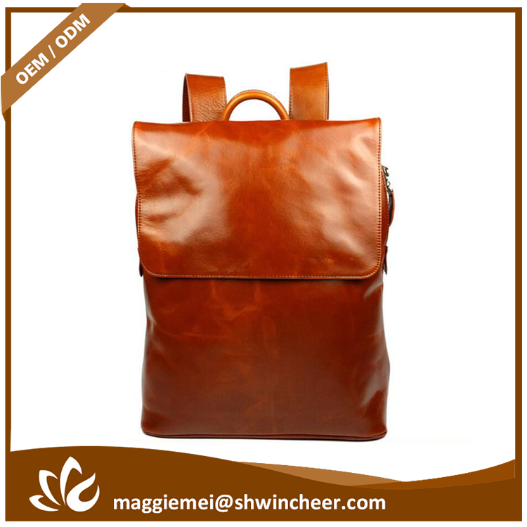 Top Selling laptop vintage genuine leather bags korean style with great price