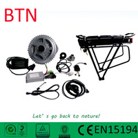 Rated Power 350W Mid Drive Electric Bike Motor Kit BW-01