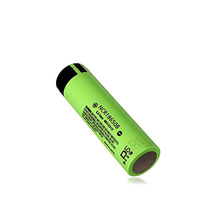 Panasonic 18650 battery 3400mAh NCR18650B 3.7v rechargeable li-ion cell battery