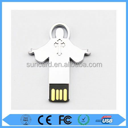 Hot selling christian usb flash drive with competitive price and good quality