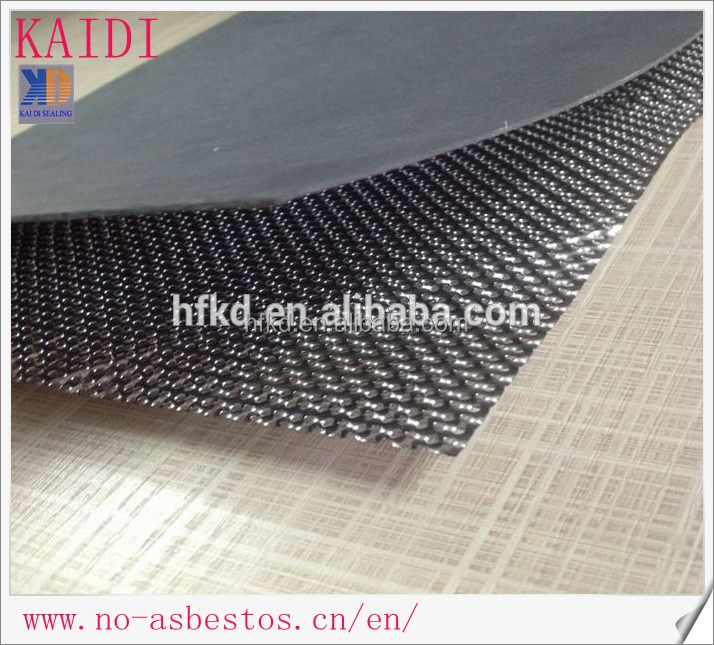 China high quality reinforce non asbestos beater sheet manufacturer