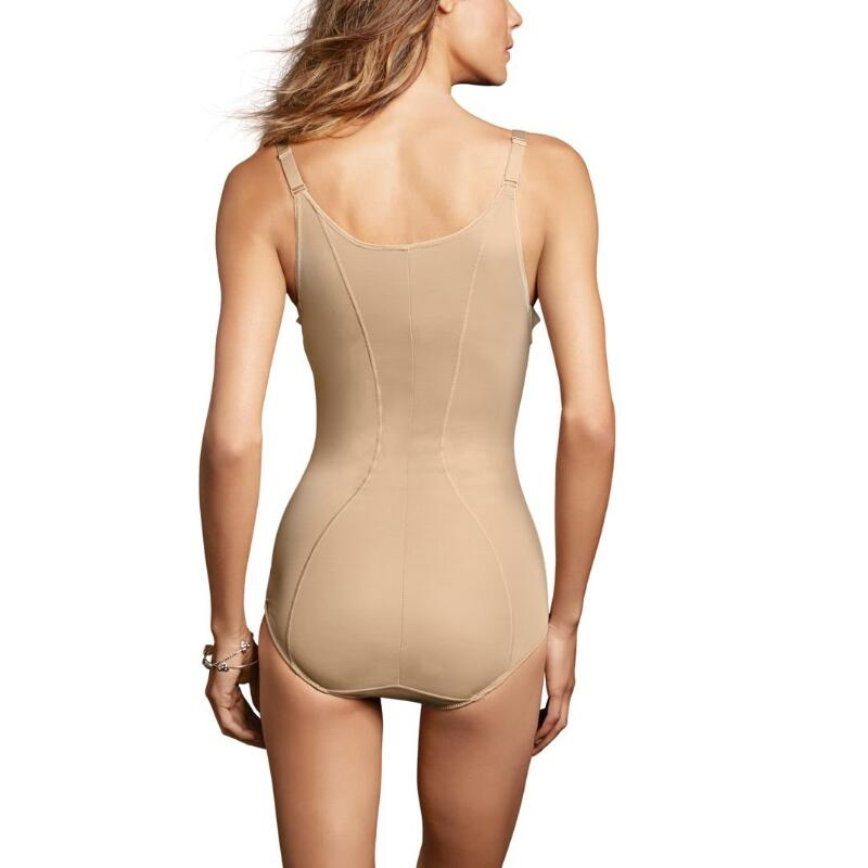 Classical Women Bodysuit Full female shapewear with booty lifters butt