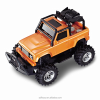 plastic toys remote control car full function car for children