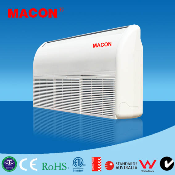 MACON CE WATER MARK certificate Heat Pump,horizontal concealed fan coil unit