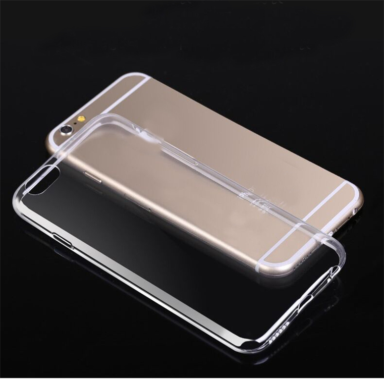 For Huawei p9 Smart Phone Case TPU Crystal Gel Ultra-Thin Transparent Soft Slim Case for Huawei mate 8