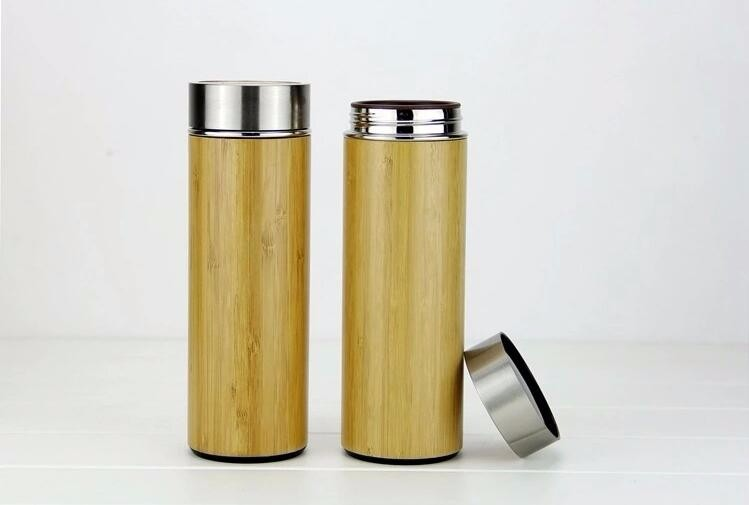bamboo water bottle, classic enjoyshaker bottle, unique water bottles