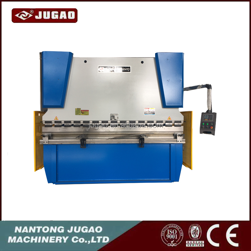 WC67Y160/4000 cnc plate metal bending machine small press brake machine for sale