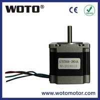 2 phase hybrid 4/6 wires57mm nema 23 stepping motor