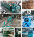 automatic copper bar brass bar without heading peeling machine