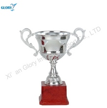 Unique Creative Metal And Plastic Trophy Cups