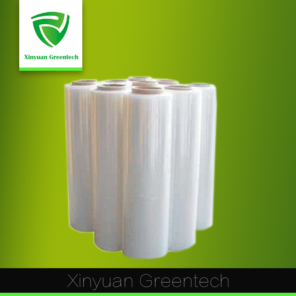 Transparent Transparency and blow Processing Type pallet wrap stretch film for packing