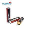 Lithium polymer batteries TrustFire 18650 2400mAh Li-ion battery 18650 3.6 /3.7v rechargeable battery with CE certification
