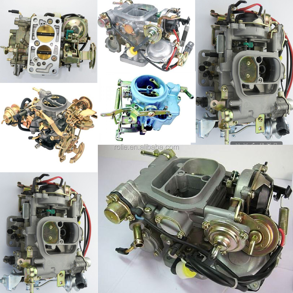 Fuel system carburetors for Toyota hiace 4AF 22R E 2L 3L 5L 3Y 4Y 491 491Q 1RZ 2RZ 1KD 2KD parts OEM 21100-35463 21100-73400