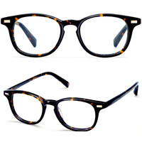 2015 trendy cat eye frame reading glasses, thin temple eyeglasses frames