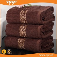 100% Cotton Plain Dyed White Soft Hotel Sexy Bath Towel