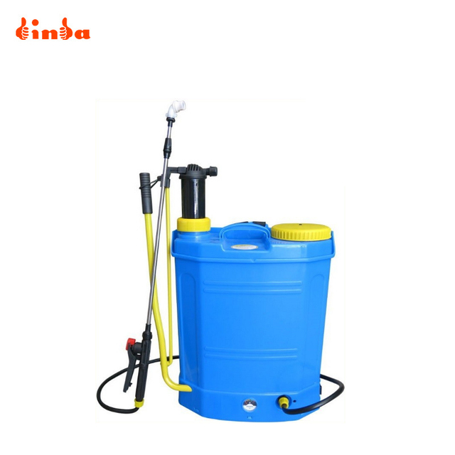 16L battery and manual 2 in 1 sprayer agriculture power electric hand sprayer machine