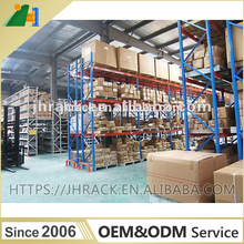 2017 Height 4500mm heavy duty warehouse pallet racking system