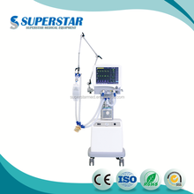S1200Automatic high-end pulmonary ventilation system suitable for ventilating patients adults children and new born ventilator