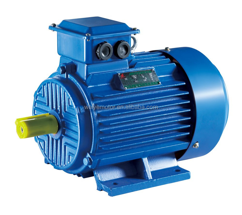 Y2 type 380V 1400rpm 300kw three phase electrical motor