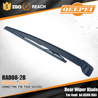 Trade assurance auto parts soft exact-fit windshield rear wiper arm and blade for Audi A4