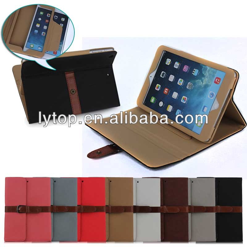 Nice Book Leather Case For IPad Mini Retina