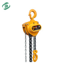 Hand Wrenching Chain Tackle Block Chain block and Tackle Pulley