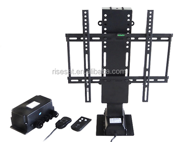 Adjustable 32 Lcd Tv Stands Motorized Lcd Tv Lift 32
