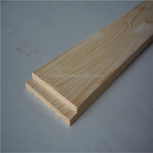 Red Pine finger joint flat jamb
