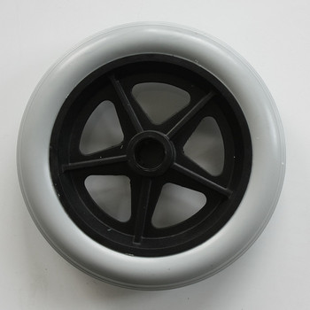 Foam Wheel PU Foam Front and Rear Wheel
